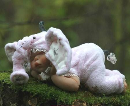 عروسک های زیبای النا کیریلنکو