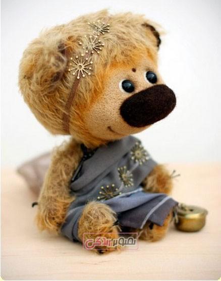 عروسک های خرس زیبا و دوست داشتنی