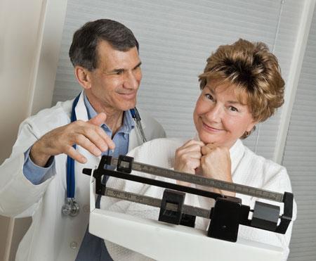 جلوگیری از افزایش وزن در دوران یائسگی - علل بالا رفتن وزن در دوران یائسگی