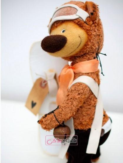 عروسک های توله خرس زیبا و دوست داشتنی استودیو purda