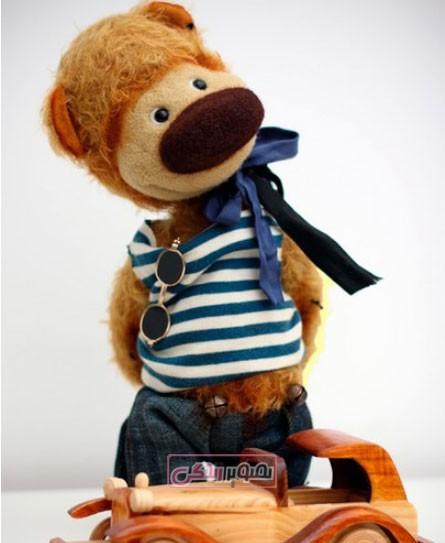 خرس های عروسکی استودیو purda