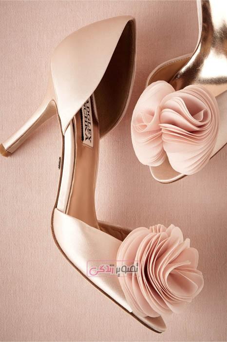 شیک ترین مدل های کفش عروسی
