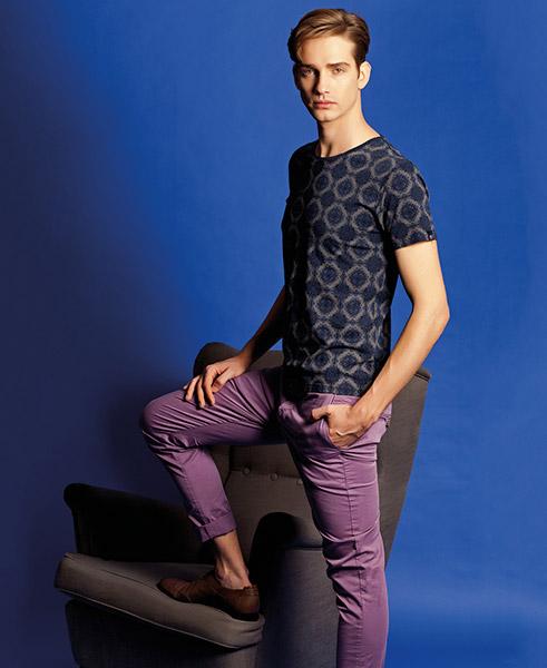 مدل لباس مردانه تابستانی و بهاری Nimanz