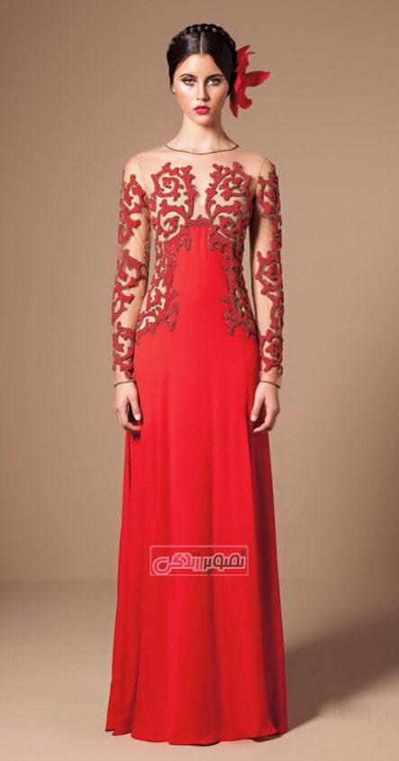 مدل جدید لباس مجلسی زنانه - پیراهن مجلسی