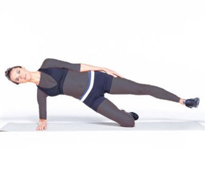پزشکی و سلامت ورزش  , حفظ تناسب اندام با این حرکات ورزشی