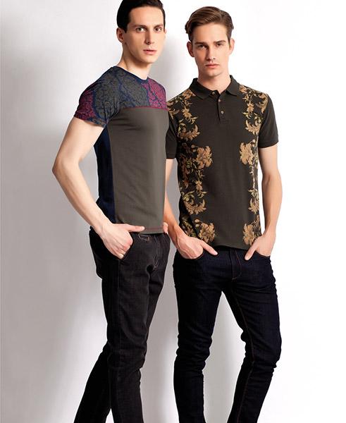 مدل جدید تیشرت پسرانه - مدل لباس مردانه