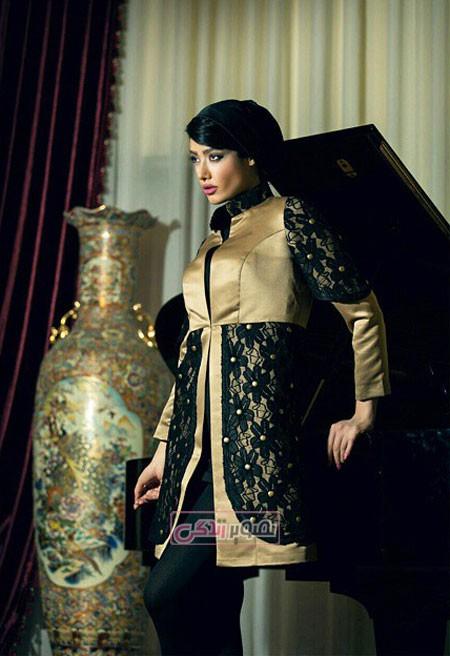 مدل مانتو - مانتو دخترانه - مانتو مجلسی - مانتو 94