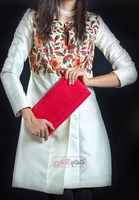 مدل های جدید مانتو برند ری تون - مانتو دخترانه - مانتو مجلسی