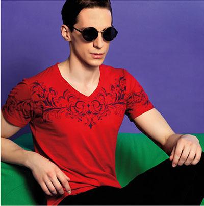 تیشرت های مردانه ی برند ایرانی Nimanz بهار و تابستان ۲۰۱۵