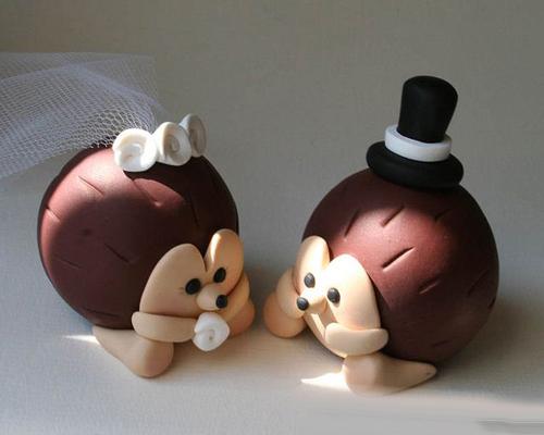 عروسک سازی با خمیر فیمو - نمونه عروسک خمیری