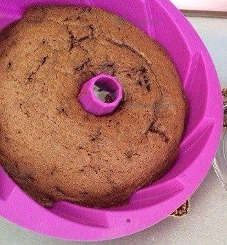 کیک بدون فر