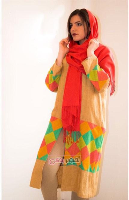 مانتو دخترانه - مدل جدید مانتو تابستانی - مدل مانتو 94