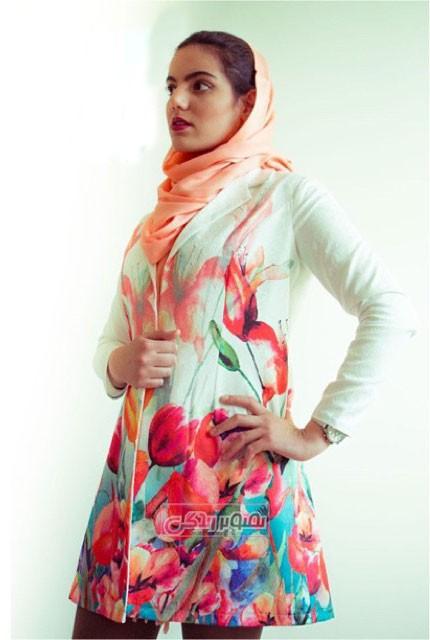مدل جدید مانتو - مانتو دزیبا - مانتو دخترانه تابستانی