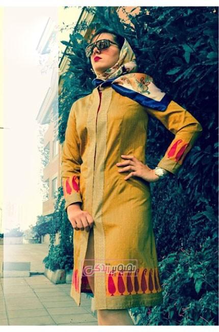 مدل مانتو تابستانه - مانتو دخترانه - مدل مانتو 94