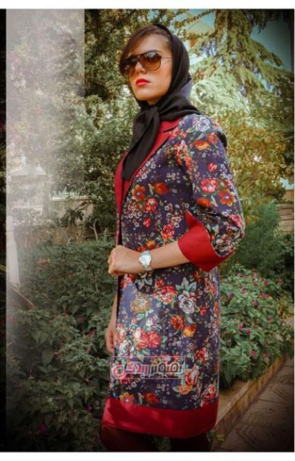 مانتو تابستانه - مدل مانتو دخترانه - مدل مانتو 94