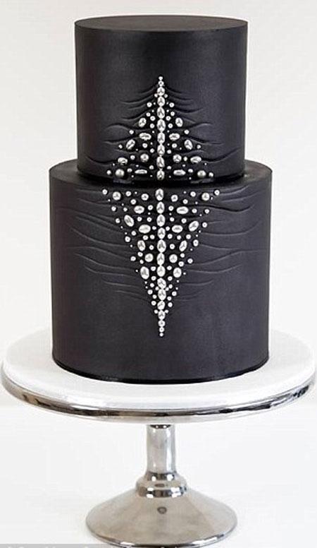 تزیین کیک عروسی - عکس کیک عروس