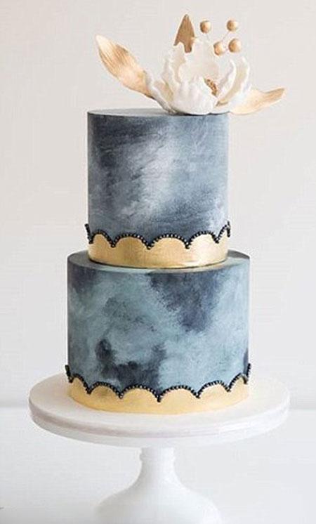 تزیین کیک عروسی - جدیدترین طرح های کیک عروسی 2015