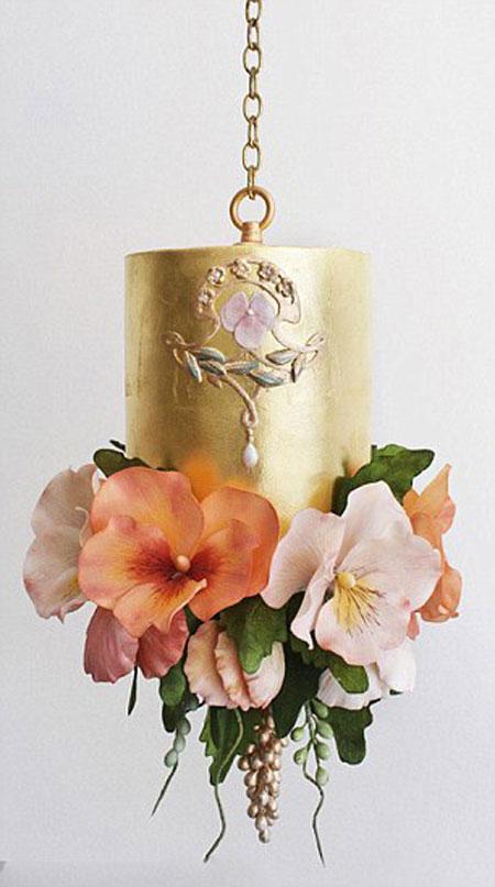 جدیدترین مدل های کیک عروسی 2015