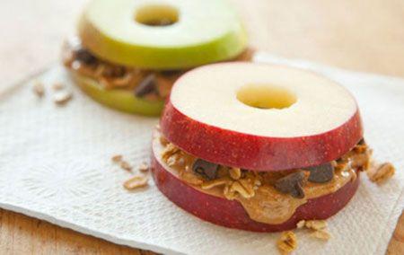 میوه آرایی - تزیین سیب