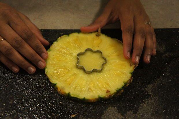 میوه آرایی - شب یلدا - تزئین میوه