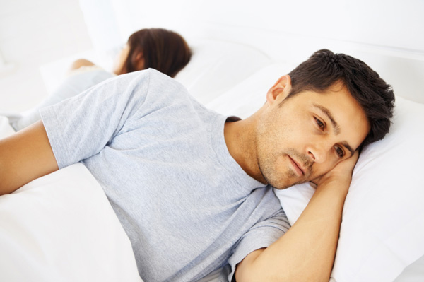 علل کاهش میل جنسی در مردان