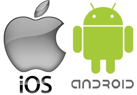 دانستنی ها موبایل ، لپ تاپ و تبلت  , ده برتری اندروید به ios