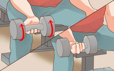 تمریناتی برای تقویت مچ دست