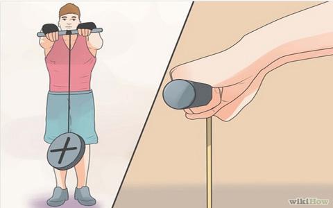 چند تمرین برای تقویت مچ دست