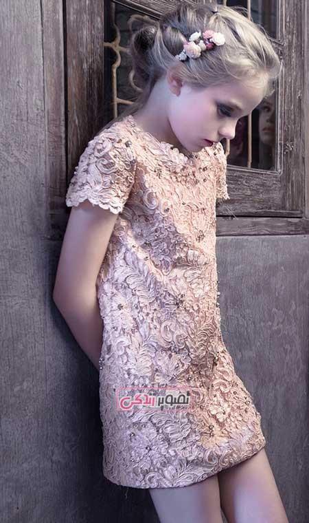 مدل پیراهن مجلسی بچگانه mischkaaoki