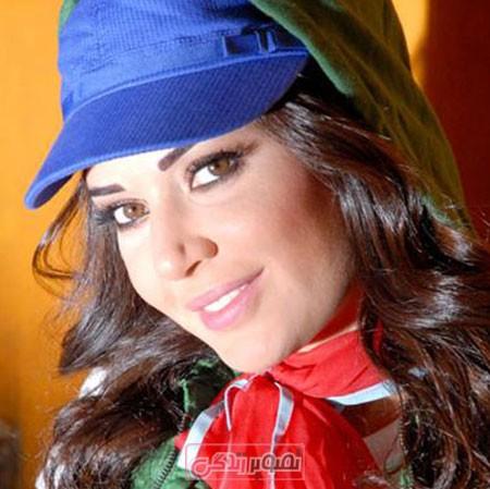 عکس سیرین عبد النور خواننده لبنانی