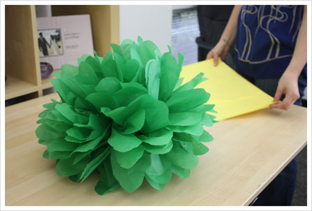 آموزش گل سازی  , آموزش ساخت گل های کاغذی تزیینی