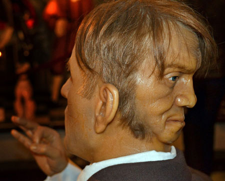 خواندنی ها سرگرمی  , ادوارد مورداک مردی با دو صورت + عکس