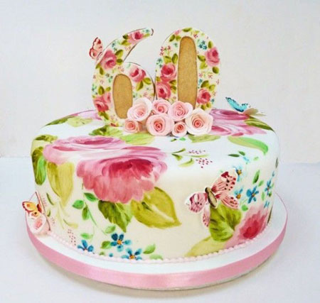 نمونه طرح نقاشی روی کیک نمونه طرح نقاشی روی کیک