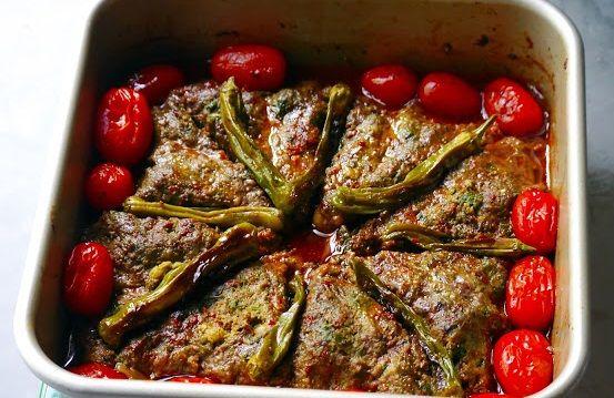 طرز تهیه سینی کباب ترکی