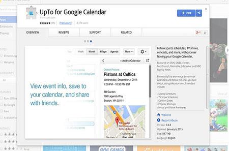 وب استور گوگل کروم, ترفندهای اینترنتی