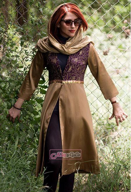 مانتو تابستانه 94 - مدل مانتو دخترانه - مدل مانتو جدید
