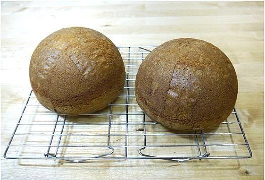 تزیین کیک شکل جوجه طلایی