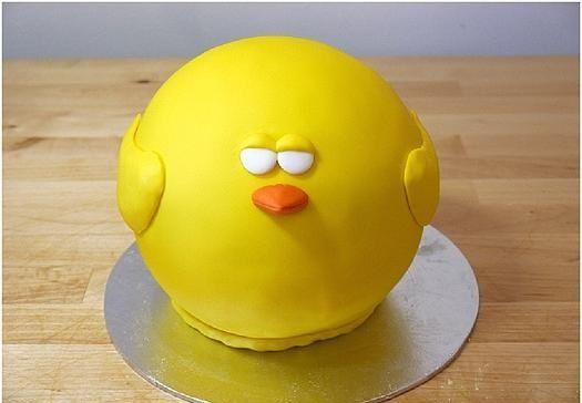 آموزش تصویری تزئین کیک - تزئین کیک تولد
