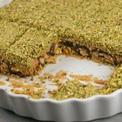 طرز تهیه دسر خرما برای افطار