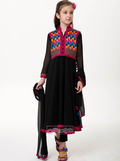 مدل لباس دخترانه - مدل های زیبای لباس سنتی