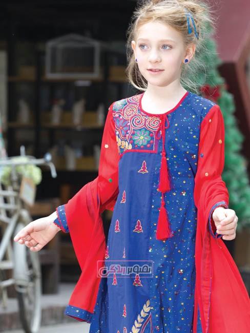 مدل لباس سنتی پاکستانی