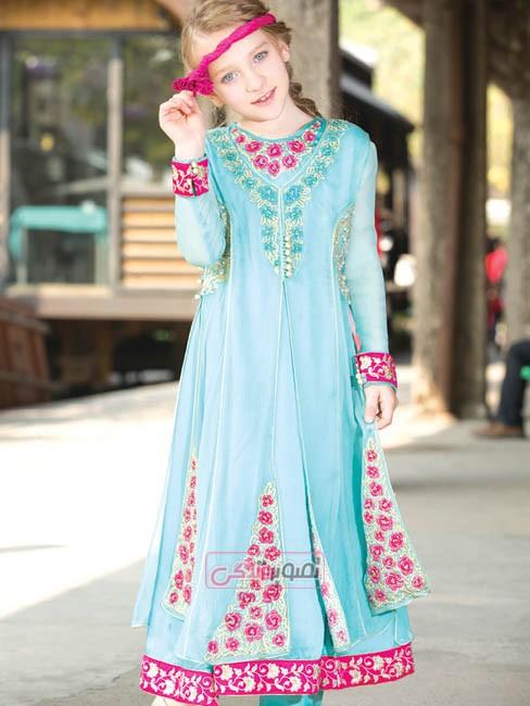 مدل لباس سنتی کراچی