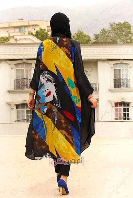 مدل مانتو تابستانی - مانتو دخترانه