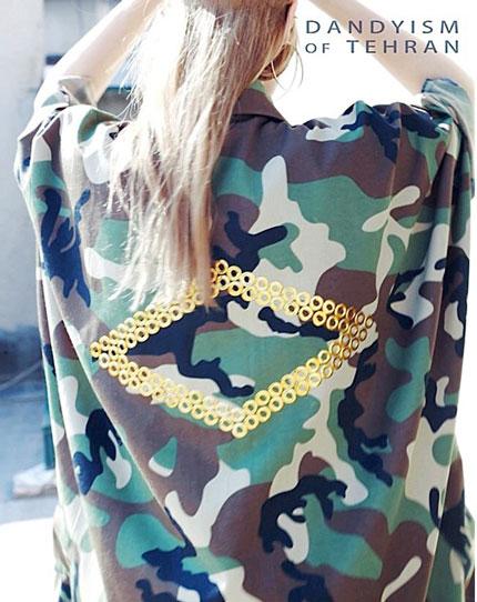 مدل مانتو دخترانه - مانتو 94 - مانتو بهاری