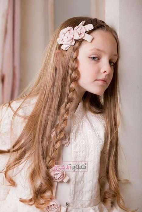 عکس های مدل مو زیبا دخترانه