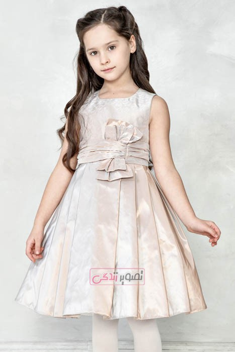 مدل لباس مجلسی دخترانه - پیراهن مجلسی دخترانه