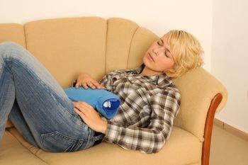 رایج ترین علایم قبل از عادت ماهانه
