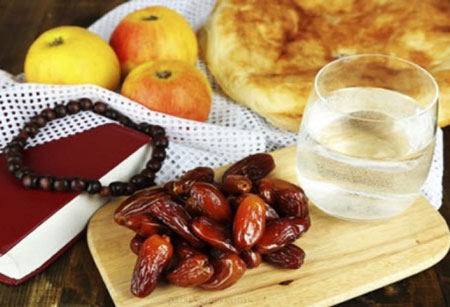 تغذیه و ورزش در ماه رمضان