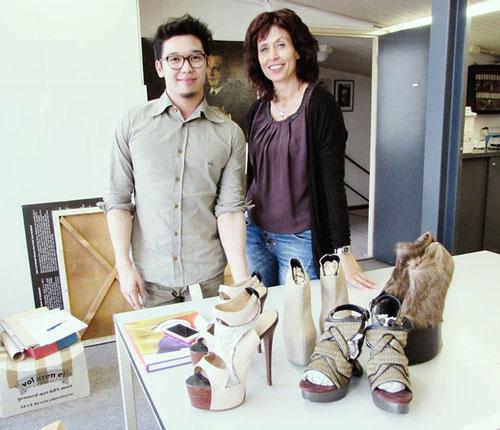 طراحی های عجیب کفس - کفش های جالب