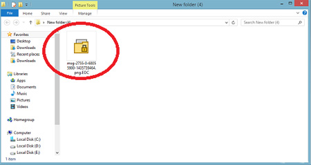 قرار دادن پسورد روی فایلها, رمزگذاری فایل ها